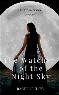 The Watcher of the Night Sky - Book cover