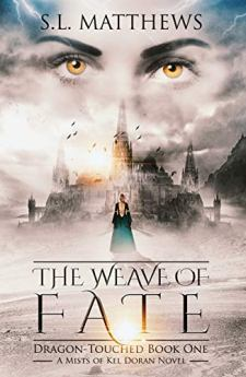 The Weave of Fate - Book cover