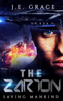 The Zarion: Saving Mankind (book) by J.E. Grace