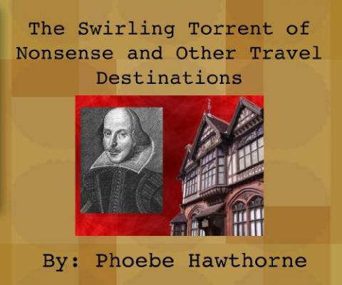 The Swirling Torrent of Nonsense and Other Travel Destinations - Book Cover