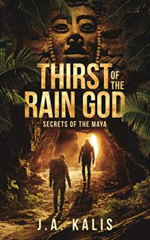 Thirst Of The Rain God - Book cover