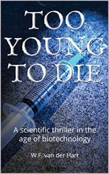 Too young to die - Book cover