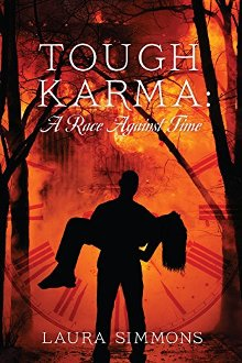 Tough Karma: A Race Against Time - Book cover
