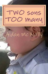 TWO sons TOO many - Book cover