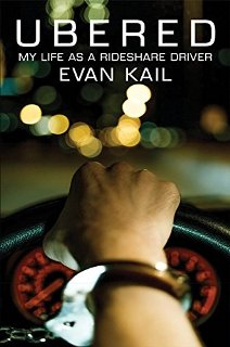 Ubered: My Life As A Rideshare Driver - Book cover