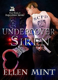 Undercover Siren - Book cover