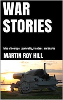WAR STORIES - Book cover