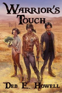 Warrior's Touch - Book cover
