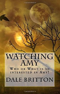 Watching Amy - Book cover