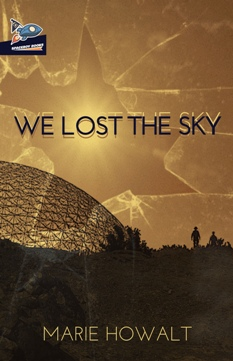 We Lost the Sky - Book cover