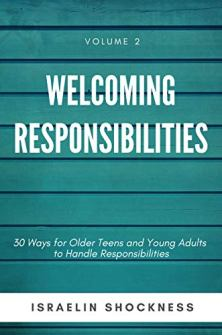 Welcoming Responsibilities - Book cover