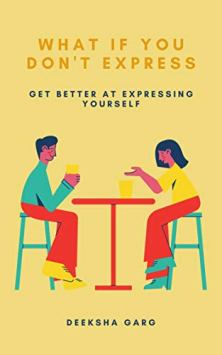What if you don't express - Book cover