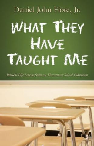 What They Have Taught Me (Book Cover)