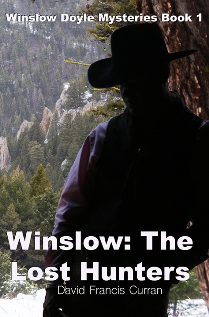Winslow: The Lost Hunters - Book cover
