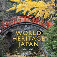 World Heritage Japan - Book cover