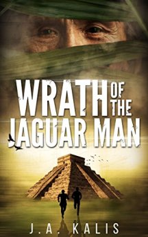 Wrath Of The Jaguar Man - Book cover