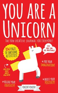You Are A Unicorn - Book cover
