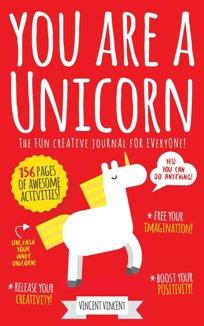 You Are A Unicorn - Book cover