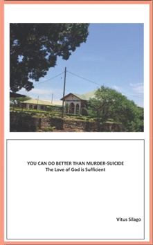 YOU CAN DO BETTER THAN MURDER-SUICIDE - Book cover