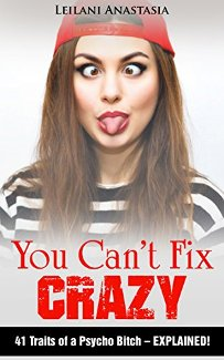 You Can't Fix Crazy - Book cover