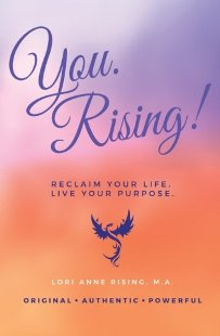 You. Rising! - Book cover