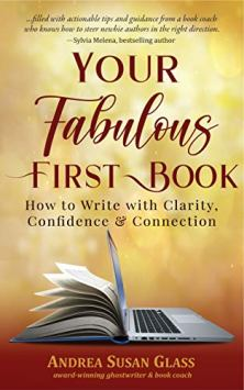 Your Fabulous First Book - Book cover