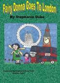 Fairy Donna Goes To London - Book Cover