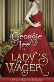 Lady's Wager - Book Image Did Not Load!
