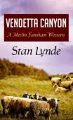 Vendetta Canyon - Book cover