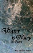 Water is Many (poetry book) by Amy Michelle Mosier