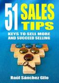 51 Sales Tips - Book cover