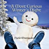 A Most Curious Winter's Night - Book cover