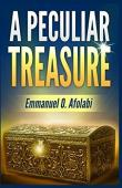 A Peculiar Treasure - Book cover