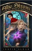 Allie Strom and the Ring of Solomon (book) by Justin Sloan