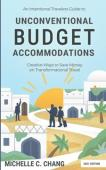 An Intentional Travelers Guide to Unconventional Budget Accommodations - Book cover