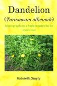 Dandelion (Taraxacum officinale) - Book cover