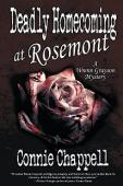 Deadly Homecoming at Rosemont - Book cover