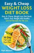 Easy & Cheap Low Carb Diet Book - Book cover