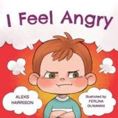 I Feel Angry - Book cover