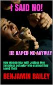 I SAID NO! He Raped Me Anyway - Book cover
