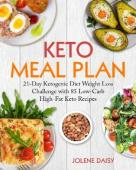 Keto Meal Plan - Book cover