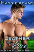 Leather and Lace - Book Cover