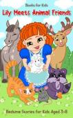 Lily Meets Animal Friends - Book cover