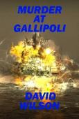 Murder At Gallipoli - Book cover