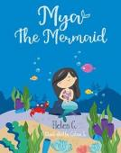 Mya the Mermaid - Book cover