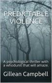 Predictable Violence - Book cover