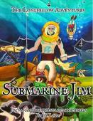 Submarine Jim - Book cover