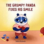 The Grumpy Panda Fixes His Smile - Book cover