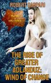 The Rise of Greater Adlanduz - Book cover
