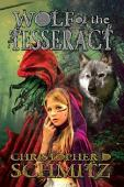 Wolf of the Tesseract - Book cover